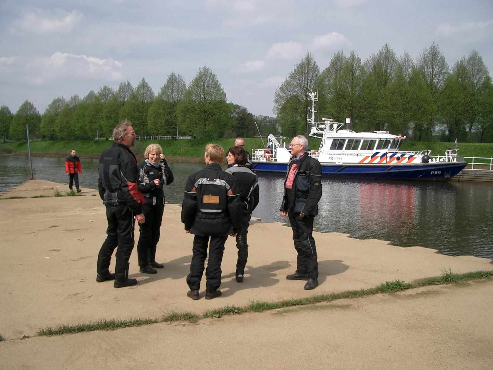 ZIEL: Zupthen - Mündung in Twenthekanaal zur Ijssel