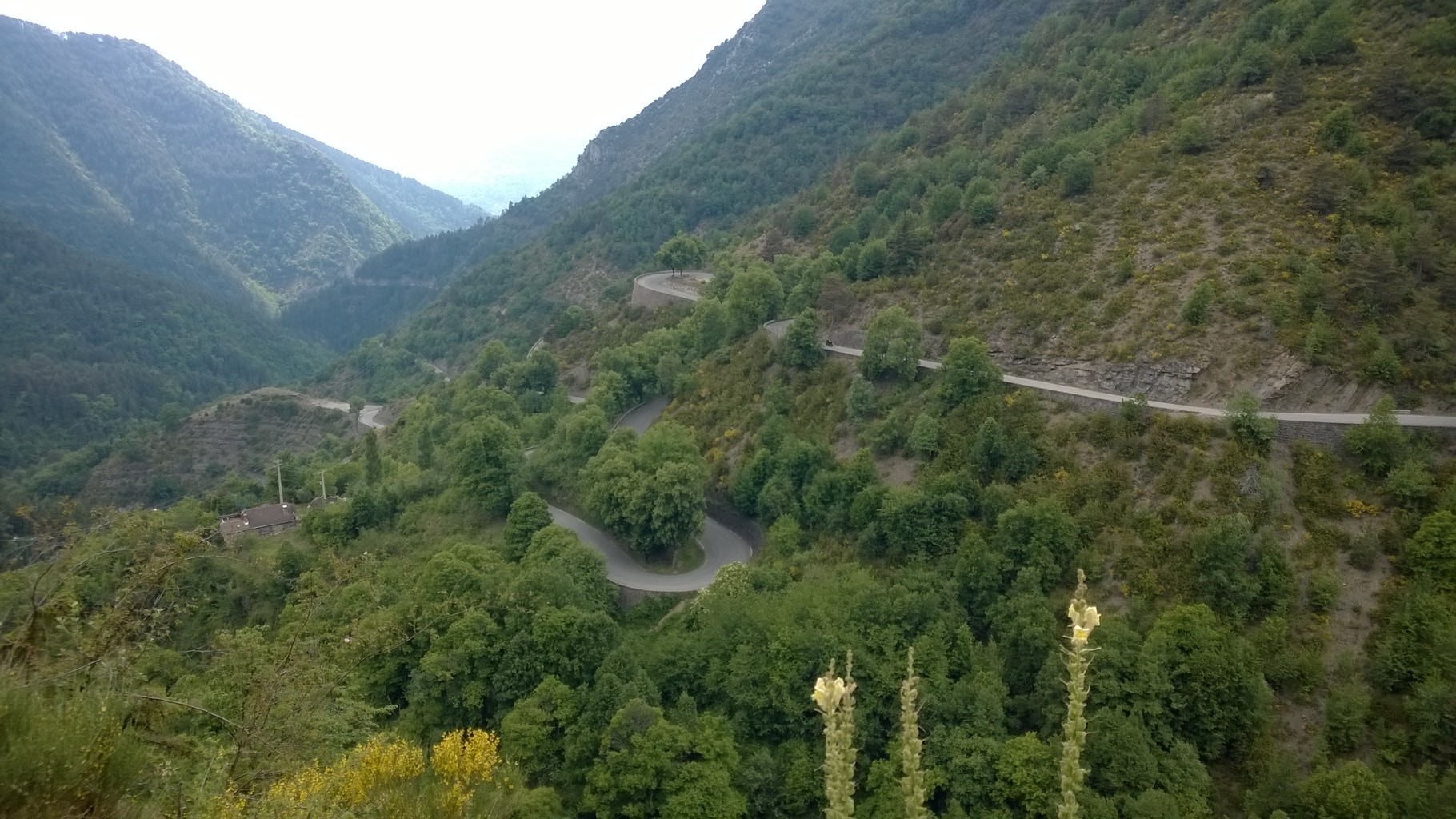 Traumstrecken im Hinterland der Cote d' Azur