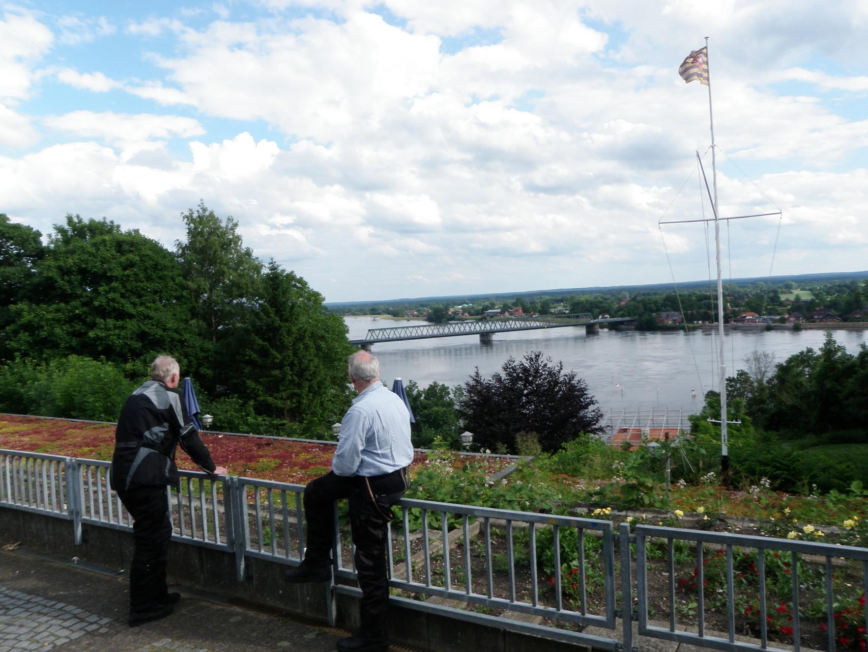 Lauenburg an der Elbe (ohne Hochwasser)