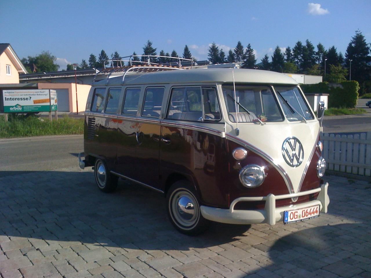 Helmuts 68er T1 Bus