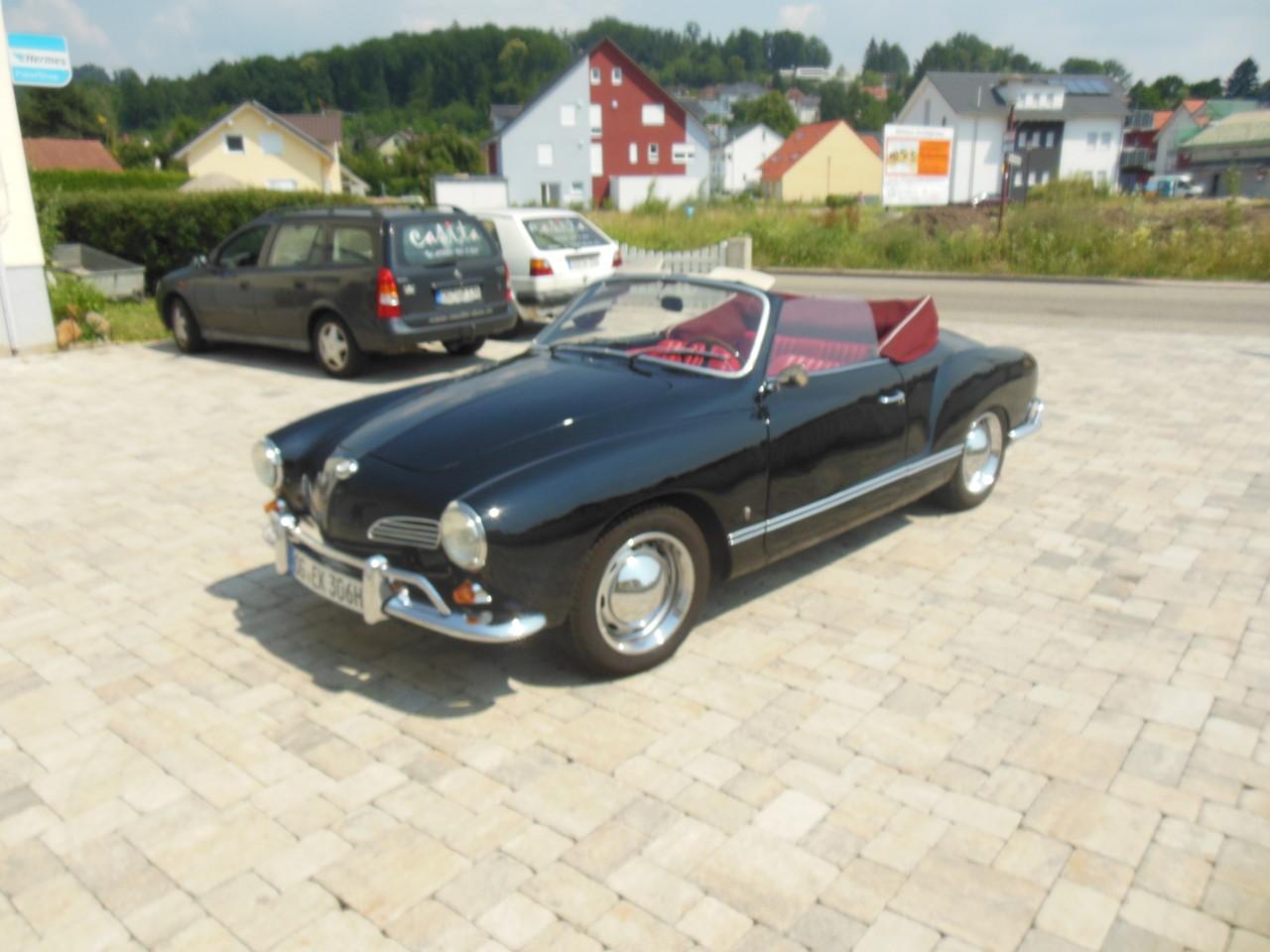 Sepp s Karmann Ghia Cabriolet Bj 68