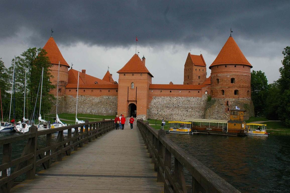 Gotische Burg Trakai