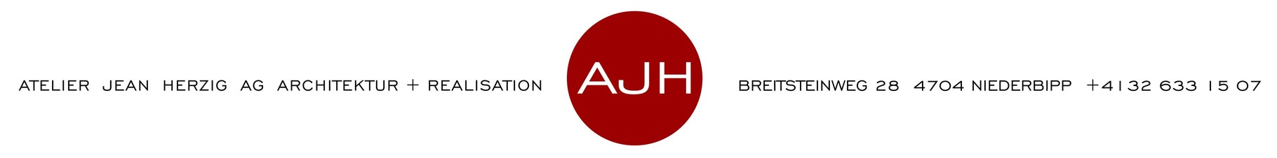 NEUES CORPORATE IDENTITY  BRAND AJH  2016 ___AJH since 2005