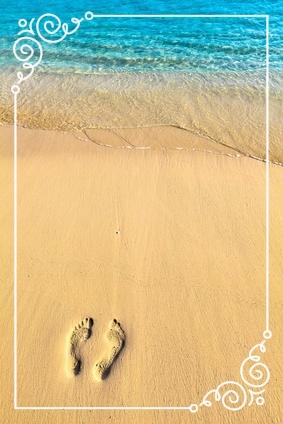 « Partir d'un bon pied ! »  Stage yoga & relaxation sur commande.
