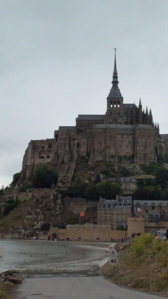Le Mont-Saint-Michel à 1h10 du gîte