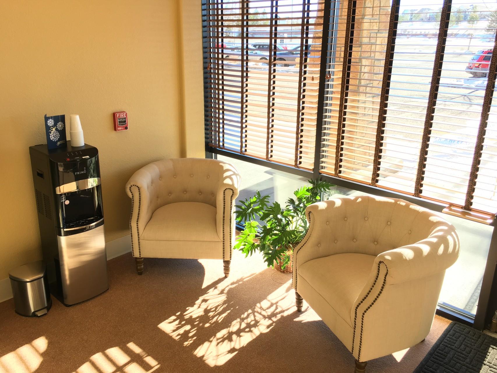 Lobby | Sitting area
