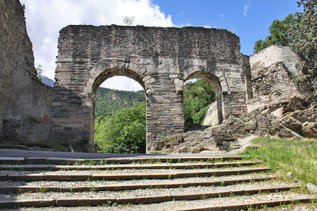 Acquedotto Romano Susa