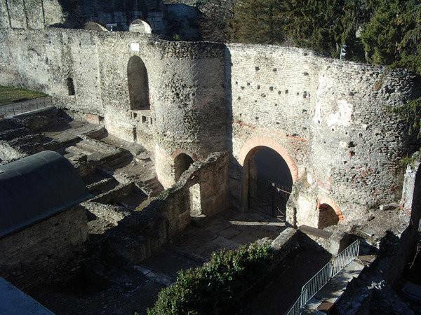 Castello Contessa Adelaide Susa