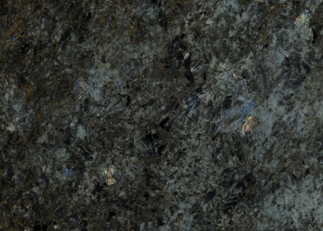 Labradorite Blue