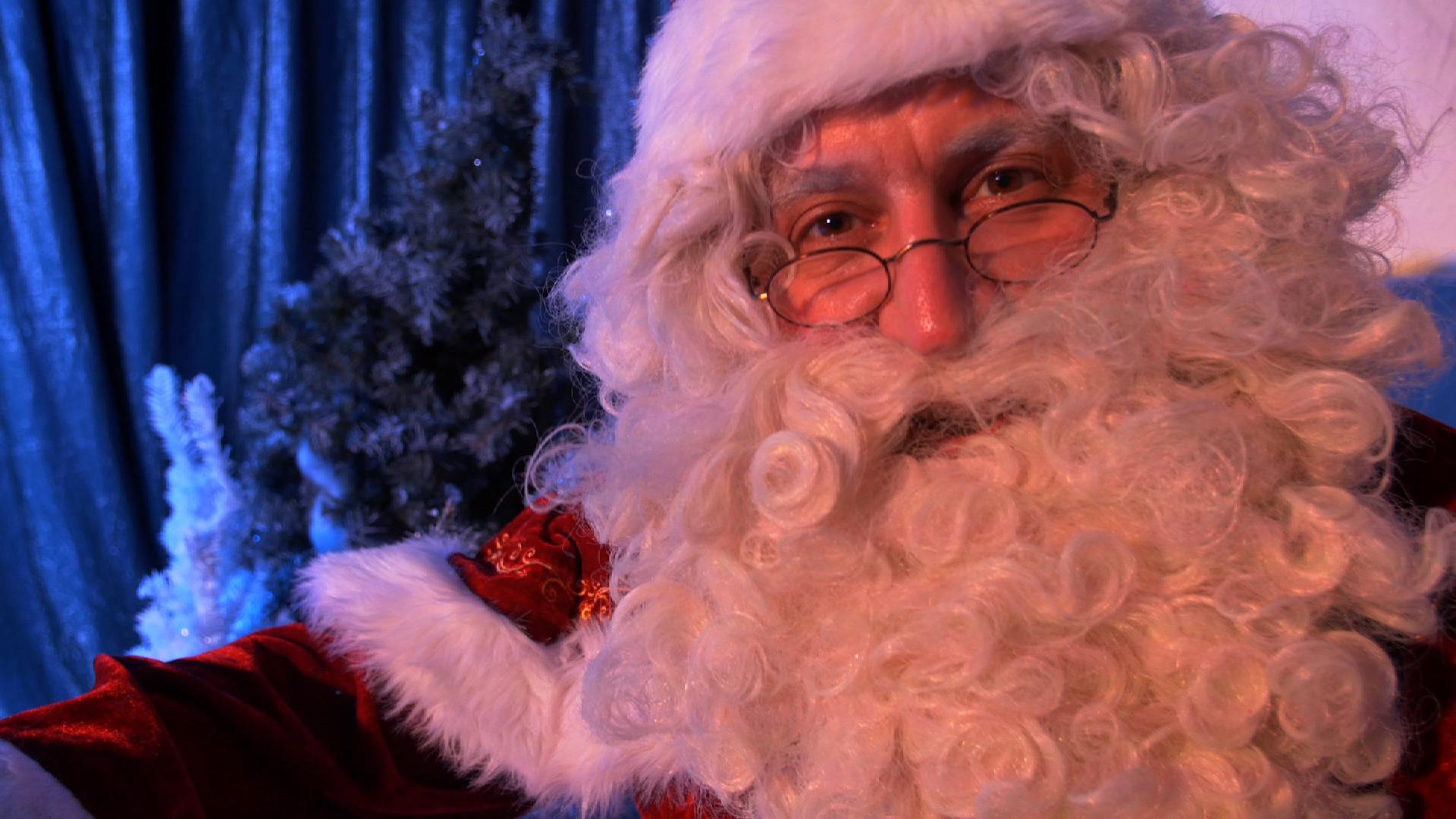 Unser Weihnachtsmann.