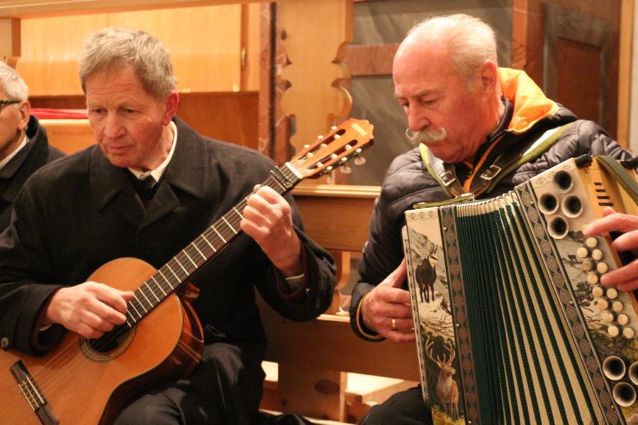 Musikalische Gestaltung der Messe
