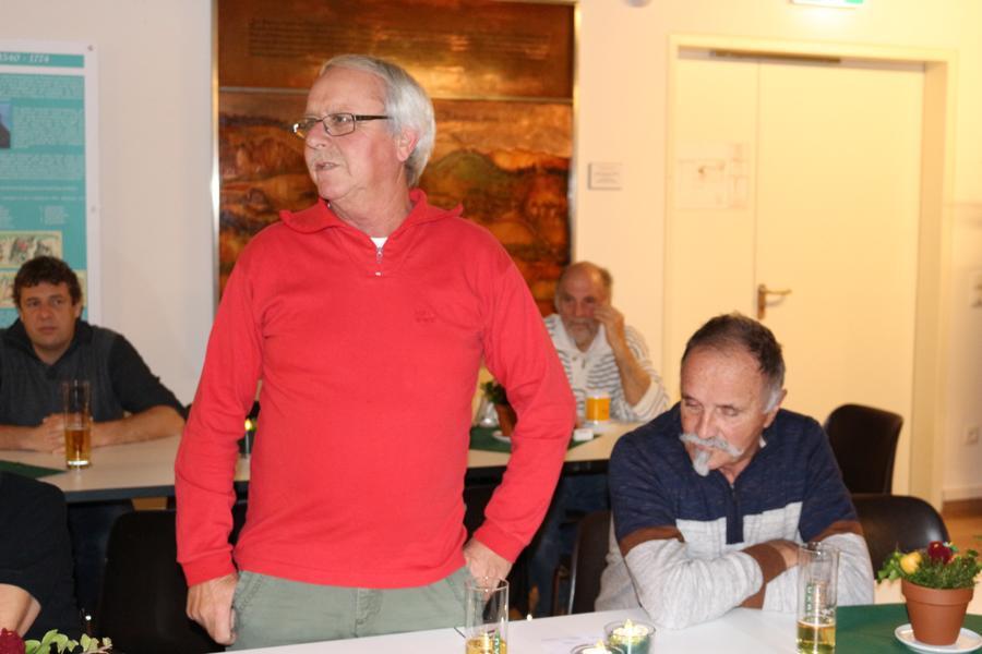 Entlastung von Vorstand und Kassiererin durch Kassaprüfer Rudi Volstuben und Pep Alfreider