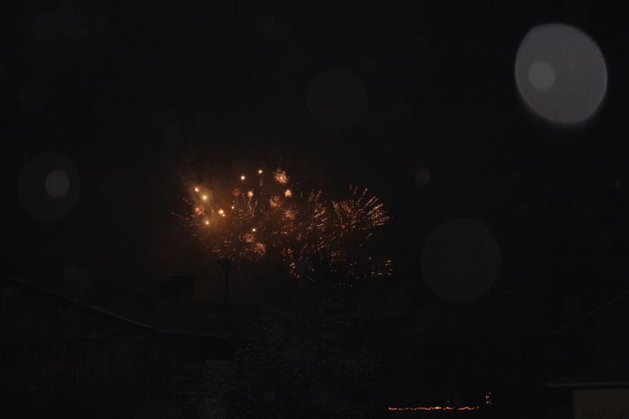 Feuerwerk - Foto: S.Trabi