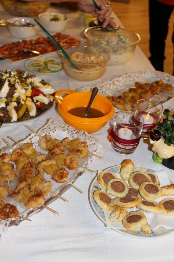 Gschmackige Köstlichkeiten - Foto: S.Trabi