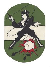 491st Bomb Group Emblem