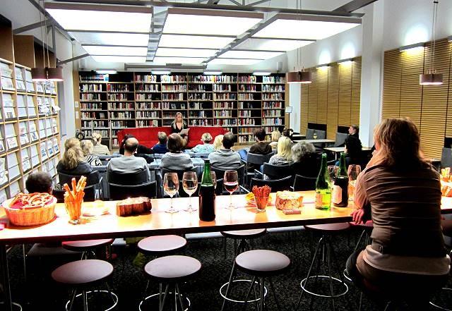In der Universitätsbibliothek Passau