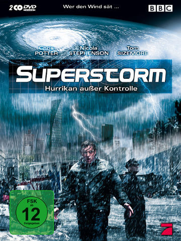 DVD-Cover Superstorm