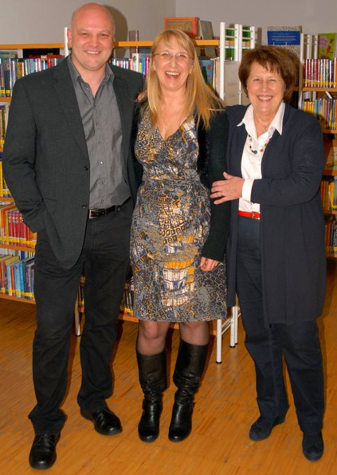 Wolfgang Gonsch, Dagmar Isabell Schmidbauer, Angelika Dohna