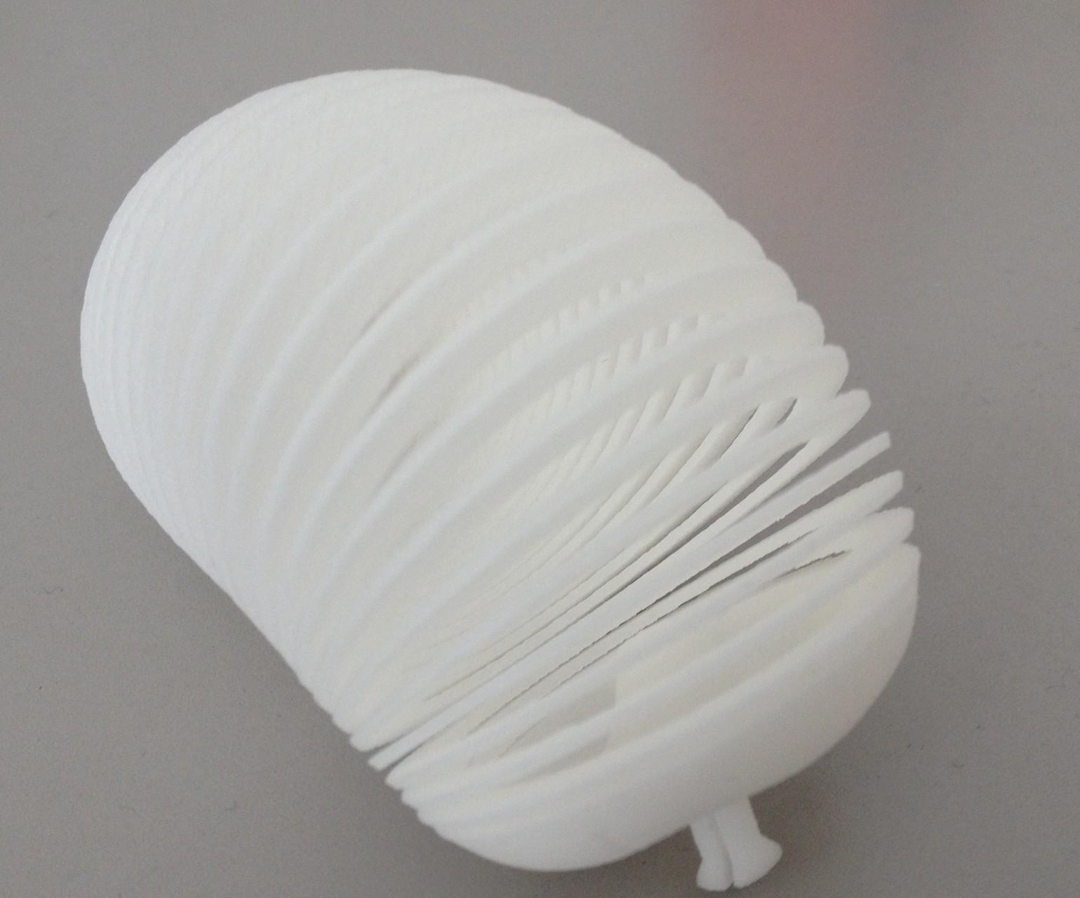 3Dプリンタ造形/ASPEX-PA(ナイロン12)
