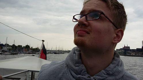 Schiffsfahrt nach Warnemünde