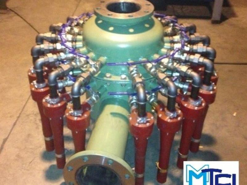 Fabrication et montage d'équipement de filtration