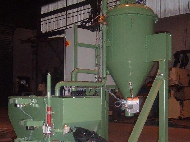Fabrication d'équipement de filtration