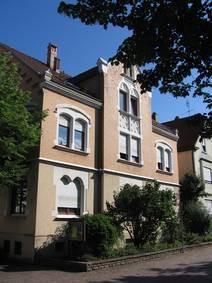 Friedenskirche Pfullingen Wolfgangstr. 2