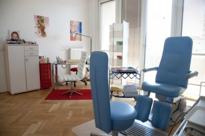 Fußpflege Raum 1