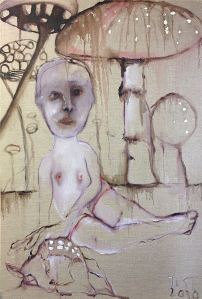 LOST and FOUND, 120/80cm