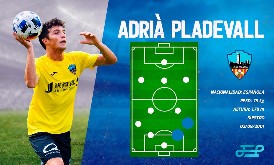 Adrià Pladevall da el salto a la agencia profesional JEPPRO del Grupo JEP Sports