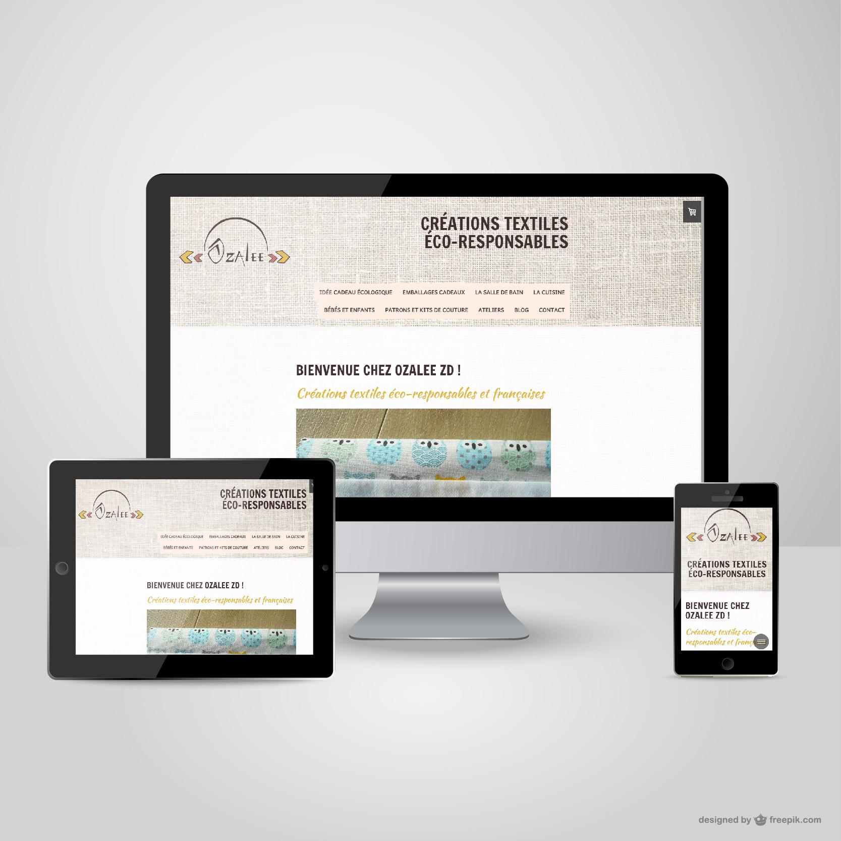 Ozalee ZD  (création du site internet et administration)