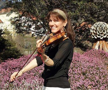 Bernadette Schmutz, Violine