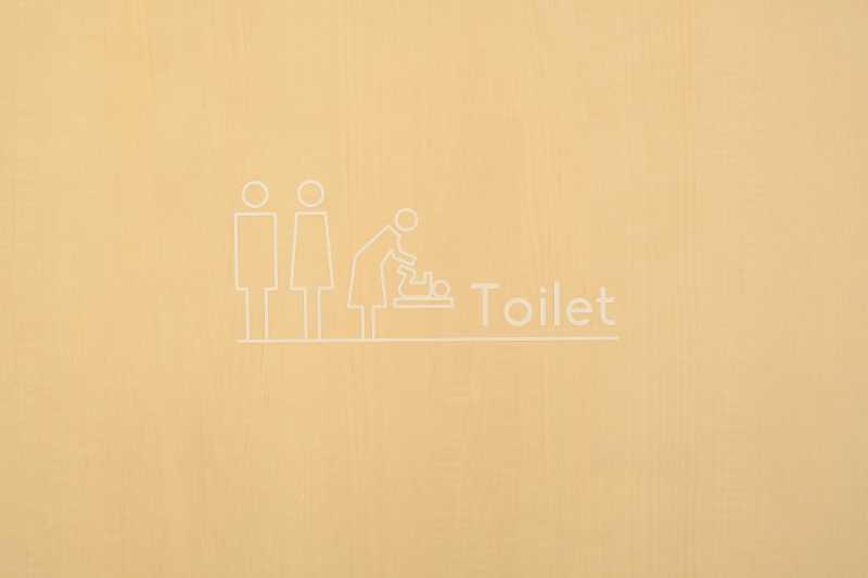トイレ サイン