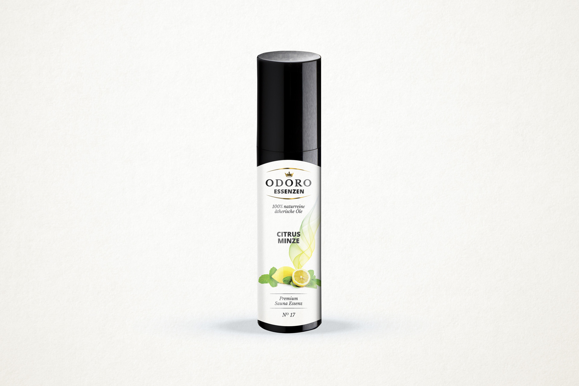 Saunaaufguss Zitrone Minze