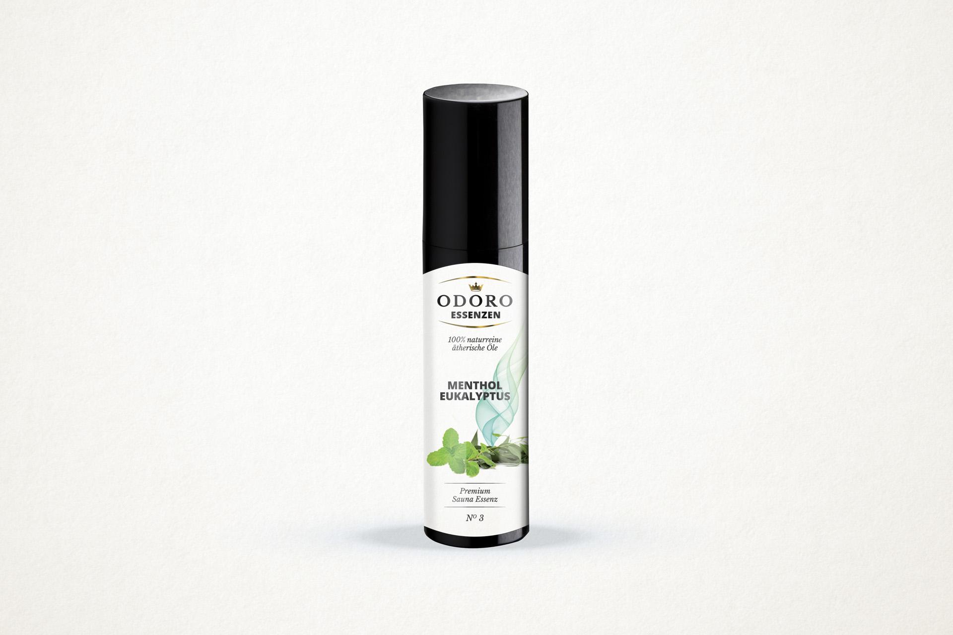 Saunaaufguss Menthol Eukalyptus