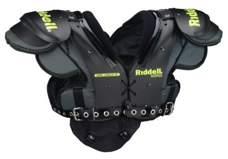 Riddell Surge Shoulder Pads = $85