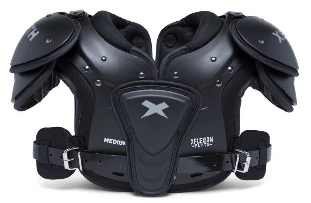 Xenith Flyte Shoulder Pads = $90