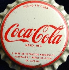 An old Coca-Cola from Cuba.