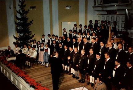 A b'sondere Zeit 1994