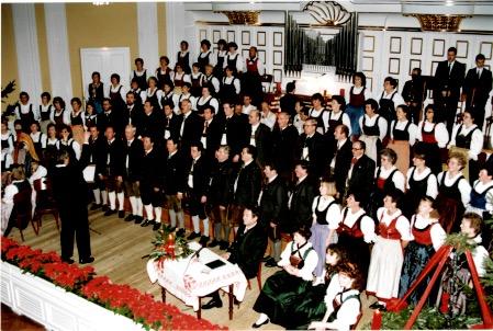 A b'sondere Zeit 1989