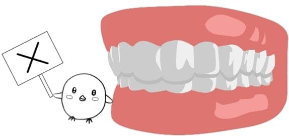 治らない肩こりの原因は歯かも?TCH(歯列接触癖)