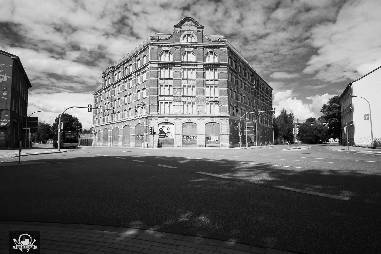 Kinderwagenfabrik Naether Zeitz / Baujahr 1894