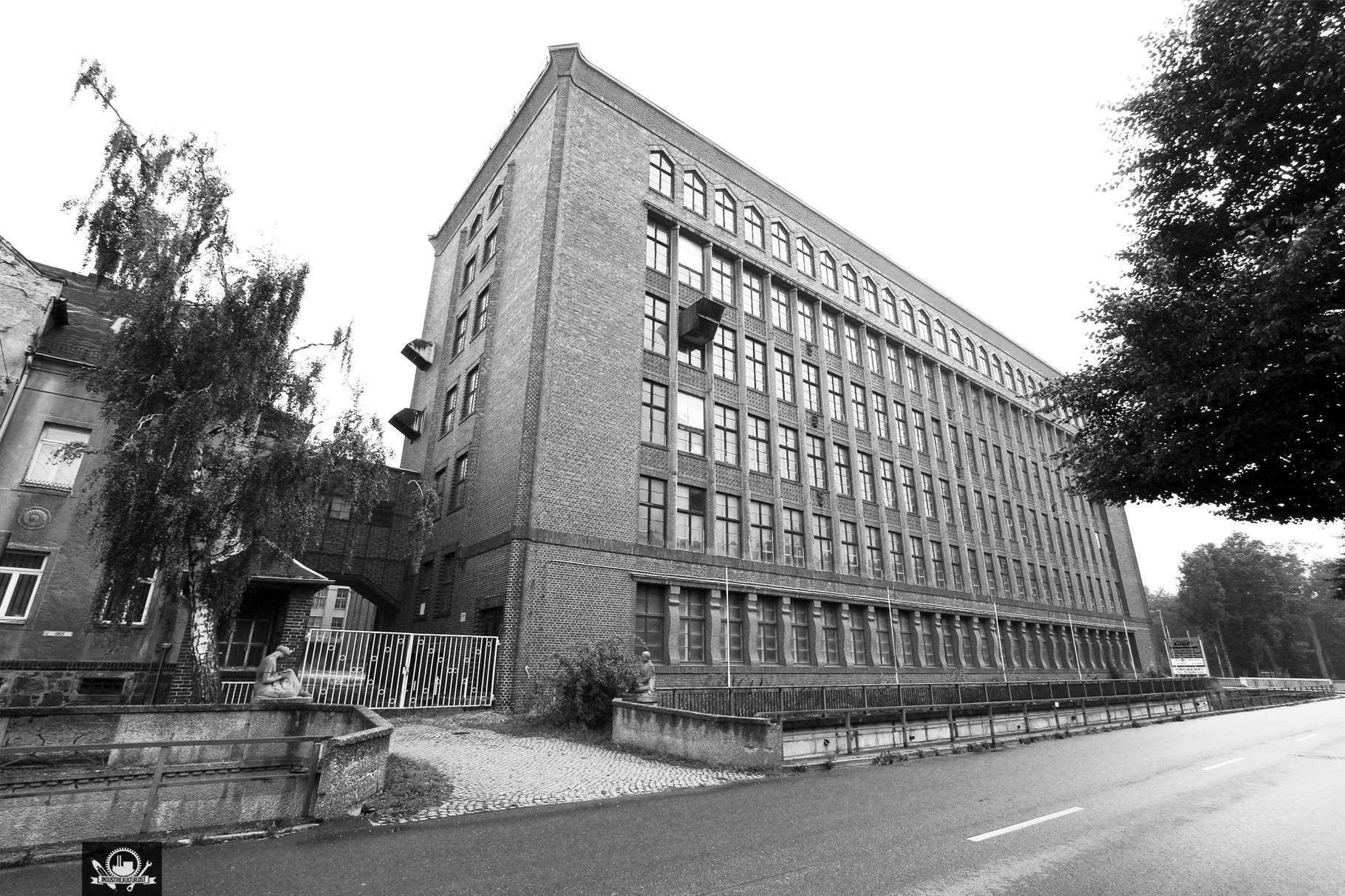 Strumpffabrik F.Tauscher - Oberlungwitz