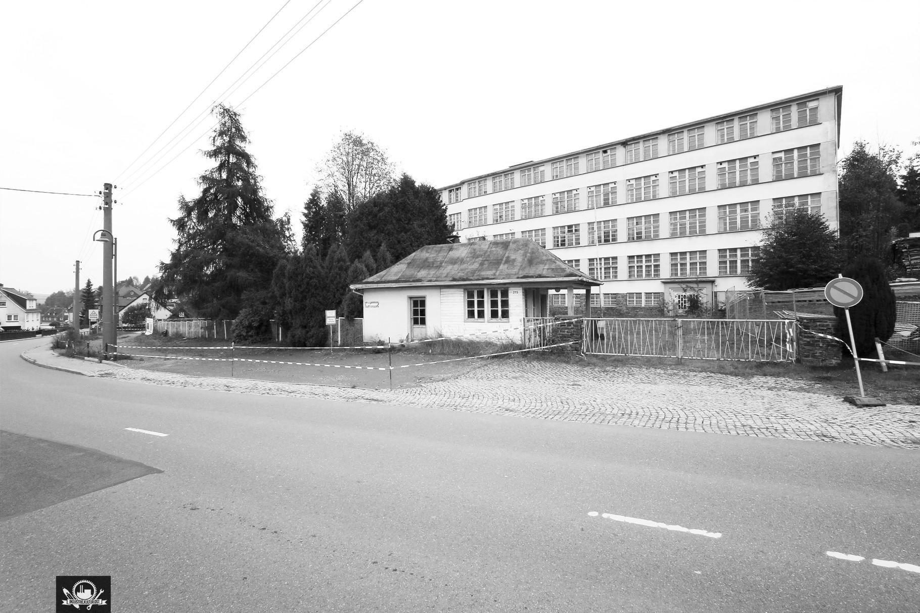 Strumpffabrik E.Rössler - Gelenau