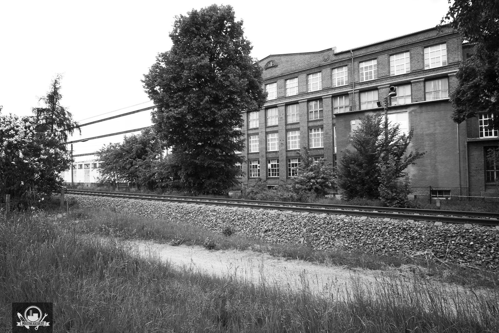 Strumpffabrik Schletter - Dorfchemnitz