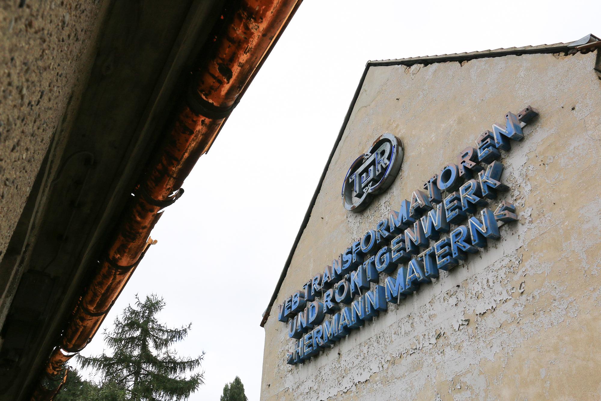 VEB Transformatoren & Röntgenwerk 'Hermann Mattern' Dresden