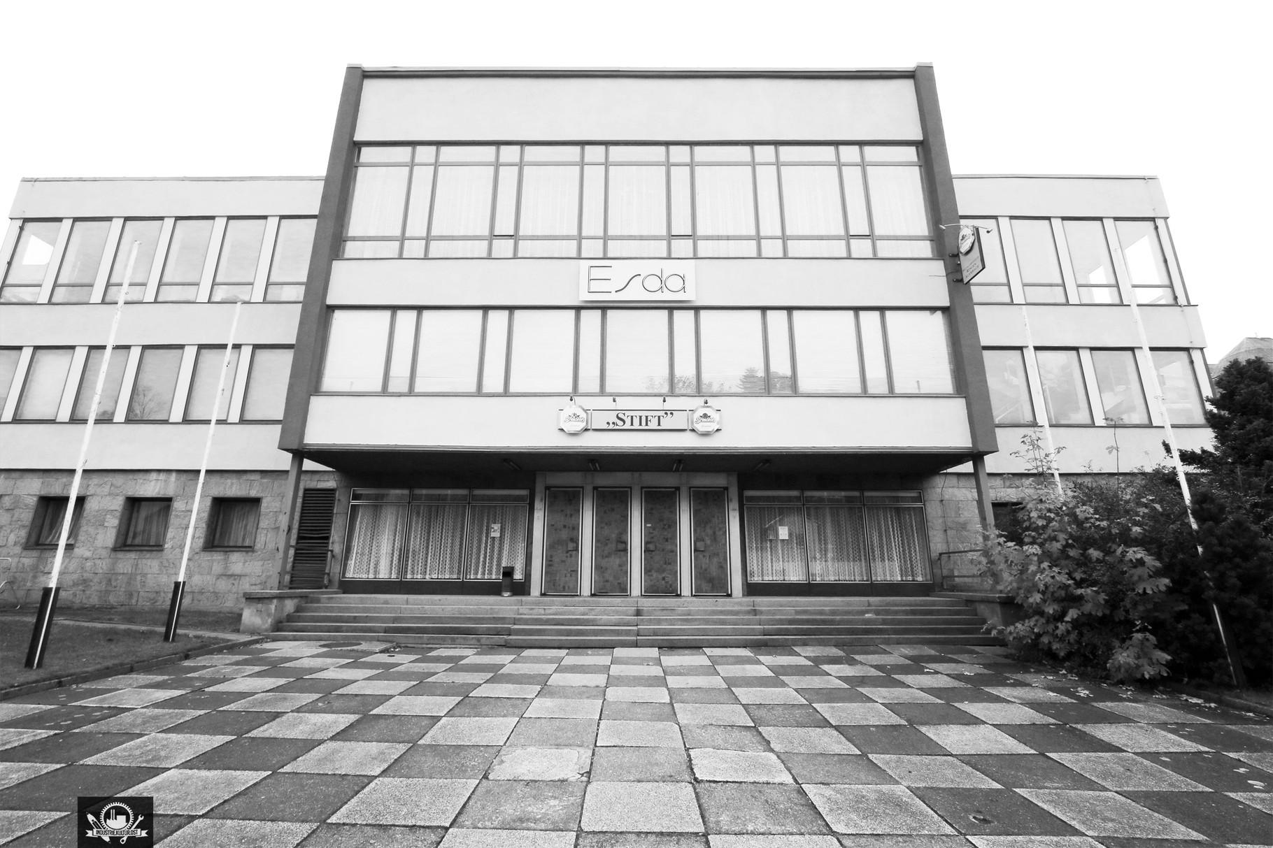 """""""ESDA"""" Kulturhaus an der Strumpffabrik  A.Wieland"""