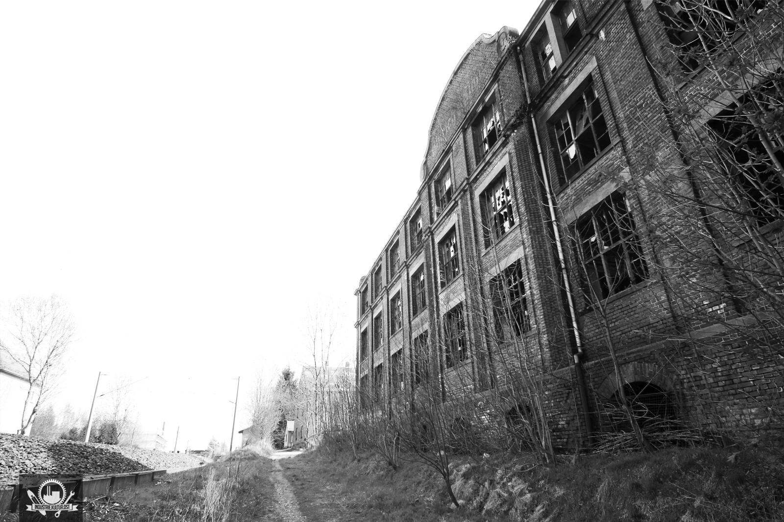 Drahtbürstenfabrik Simon Chemnitz / Baujahr 1910