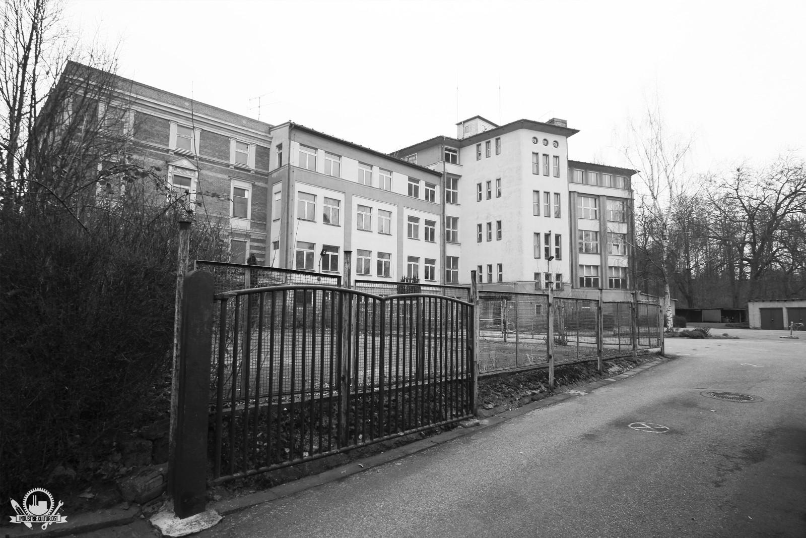 Strumpffabrik Stiegel - Hohenstein/Ernstthal