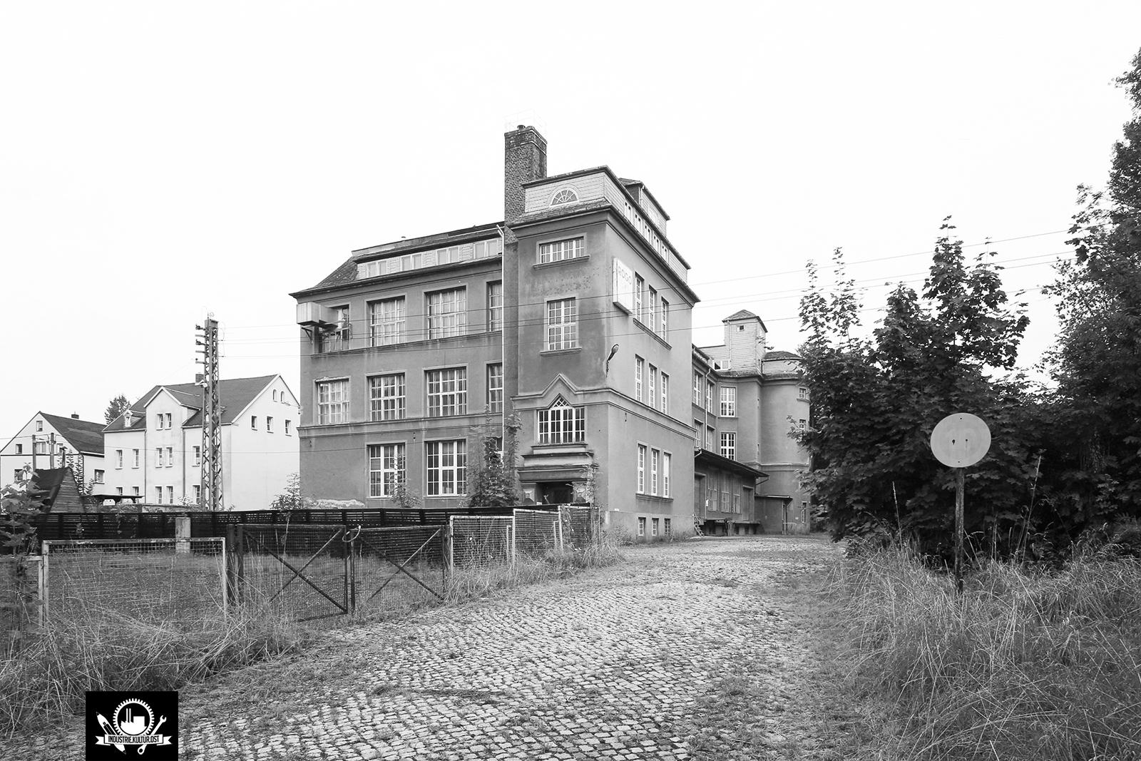 Strumpffabrik O.Kunze - Oberlungwitz
